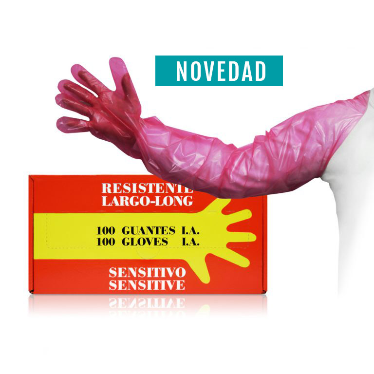 GUANTE SUPERSENSITIVO E.V.A.